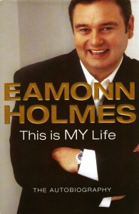 Eammon Holmes This is MY Life Book Cover