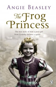 The Frog Princess Book Cover Angie Beasley Maria Malone